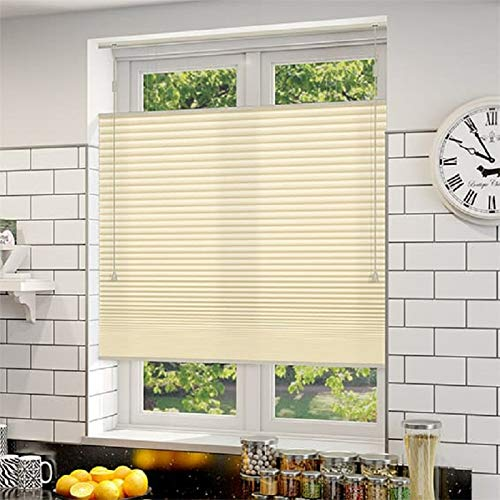 karlleo-curtain Manual/Motorized Blackout/Semi-Shading Cellular Honeycomb Pleated Blinds Shades(Cord,TOP Down Bottom up) Website Priced at Manual(1pc,39