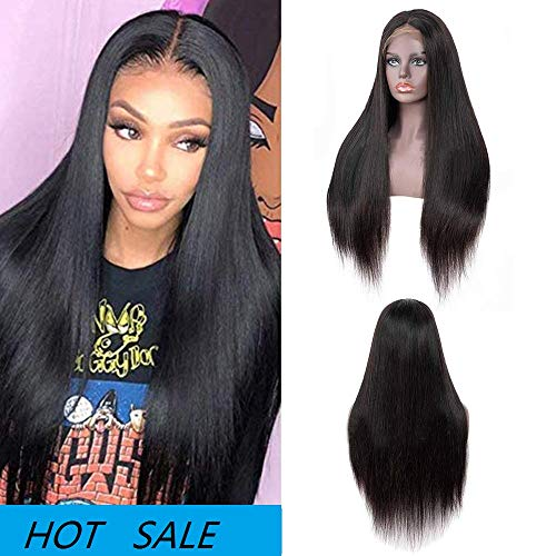 lace front wigs straight 4 30 - 6