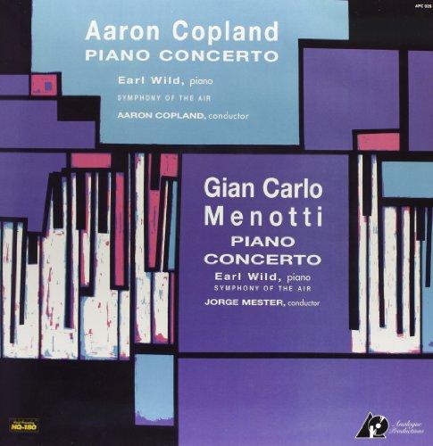 Piano Concerto (Ogv) [Vinyl]