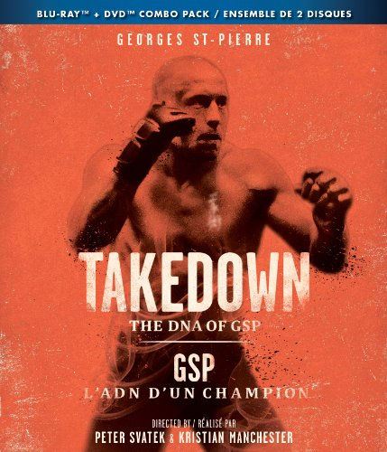 Takedown: The DNA of GSP [Blu-ray + DVD Combo - Outlets George St