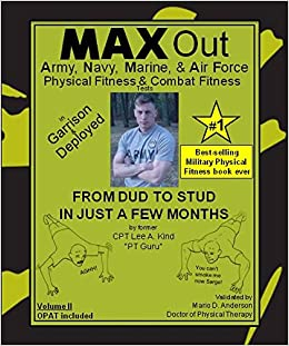 MAX Out the Army, Navy, Marine, and Air Force Physical Fitness and