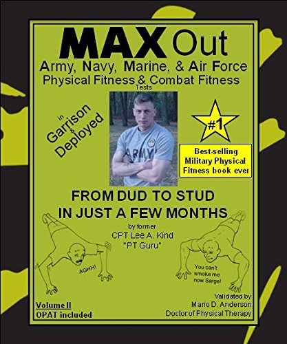MAX Out the Army, Navy, Marine, and Air Force Physical
