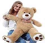 Big Teddy Bear 39', ChiFit Teddy Bears Stuffed Animals, Giant Teddy Bear ,Tan