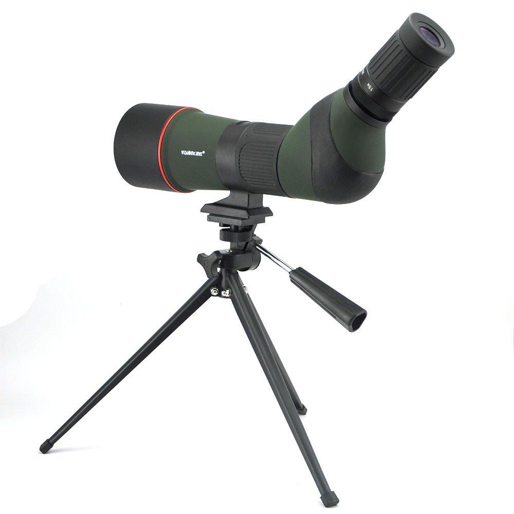 Visionking 15-45X65 L Bak4 Spotting Scope Monocular Telescope W/Tripod Bird New by Visionking