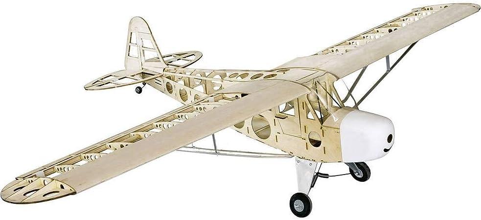 Pichler Piper J3 - Aerógrafo de Motor en Kit de construcción (1100 mm): Amazon.es: Juguetes y juegos