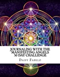 Journaling with the manifesting angels 30 day challenge: Speak with your angels of manifesting, goal setting