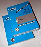 1996 Chevrolet Geo Prizm Service Manuals (GM S Platform, 2 Volume Set)