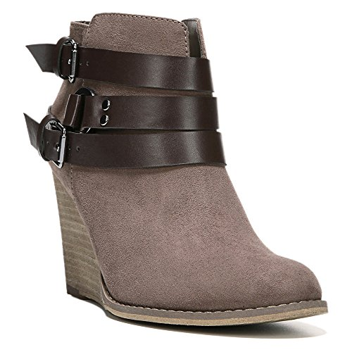 Carlos Ankle Cassedy Doe Carlos Women's Santana by Microfiber Bootie g5wcqAzc