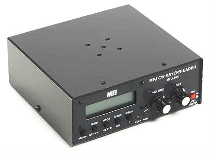 Amazon com: MFJ-464 MFJ464 MFJ Enterprises Original Morse Reader