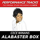 Alabaster Box (Performance Track In Key Of G-A)
