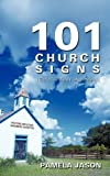 101 Church Signs, Pamela Jason, 1450257542