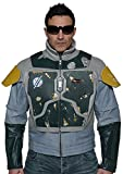 UD Replicas Boba Fett Leather Street Star Wars Movie Replica Jacket, Medium