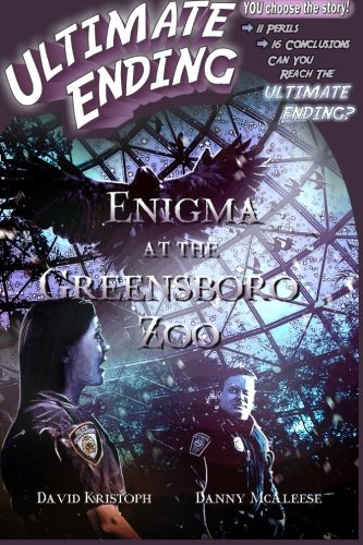 Enigma at the Greensboro Zoo (Ultimate Ending) (Volume 4)