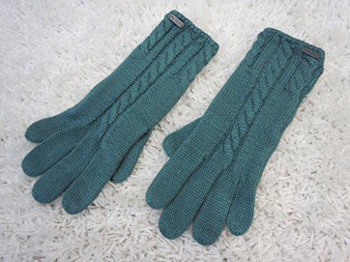 真実に頑張るマイクロプロセッサドイツ発(MOSHIKI BRAND):レディース グローブニット手袋:Hendala Gloves