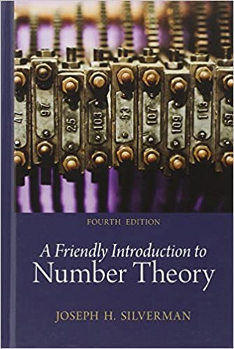 Solutions manual for friendly introduction to number theory 4th editi….