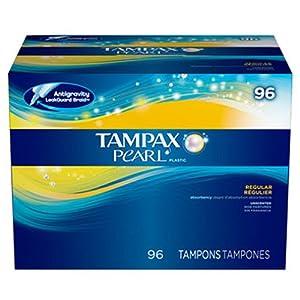 Tampax Parent absorbency