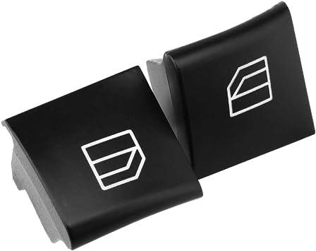 Ersatzknopfabdeckkappe Für Elektrischen Fensterheber Links Und Rechts W164 Ml W251 Gl X164 R Baumarkt