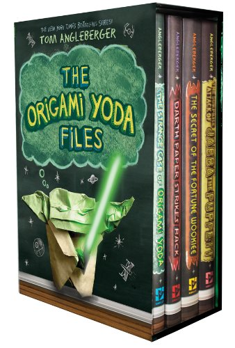 The Origami Yoda Files: Boxed Set by Amulet Books