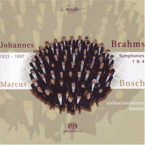 BRAHMS / AACHEN SYMPHONY ORCHESTRA / BOSCH