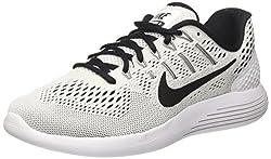 Nike Womens Lunarglide 8 Whiteblack Running Shoe Size 6.5
