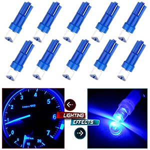 Neon Dashboard Lights