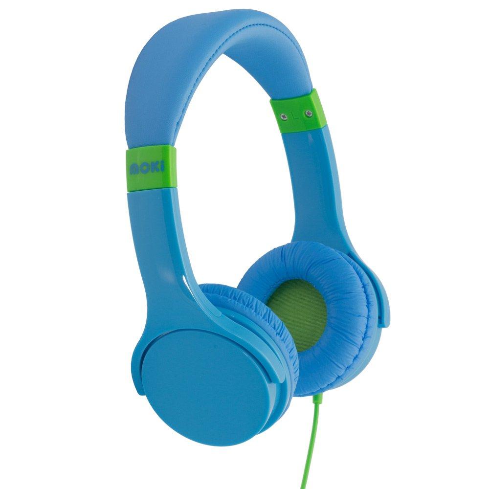 Moki Lil\' Kids Volume Limited Headphones: Amazon.co.uk: Electronics