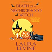 Death of a Neighborhood Witch: A Jaine Austen Mystery | Laura Levine