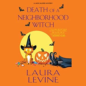 Death of a Neighborhood Witch Audiobook