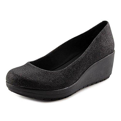 easy-spirit-womens-clarita-round-toe-canvas-black-fb-wedge-heel-6w-us