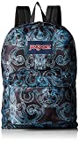 JanSport Unisex SuperBreak Multi Ornate Blues Backpack