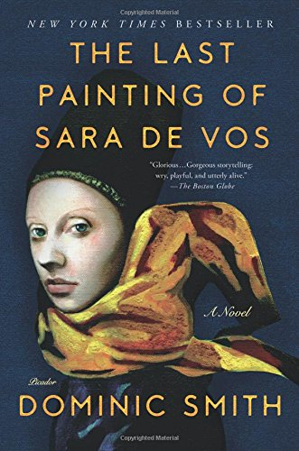 Last Painting Sara Vos Novel product image