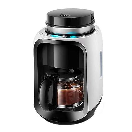 WY-coffee maker Máquina de café pequeña máquina de pulir automática, 0.6L,