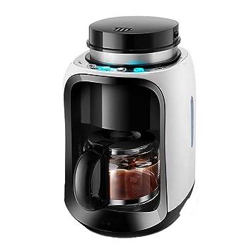 WY-coffee maker Máquina de café pequeña máquina de pulir automática, 0.6L, 600W: Amazon.es: Hogar