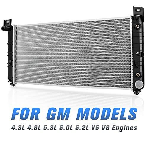 03 silverado radiator - 3