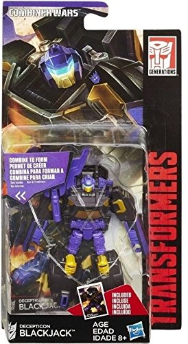 Transformers Generations Combiner Wars Legends Wave Blackjack /item#
