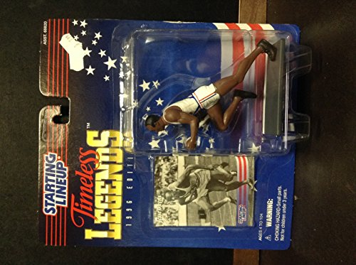 1996 Starting Lineup Timeless Legends, Jesse Owens, Track, (Timeless Track)