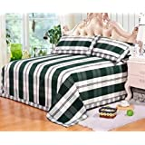 BEIRU Old Coarse Cloth Bedside Three-piece Thick Air Conditioning Warm Sheets ZXCV (Size : 2x2.3m)