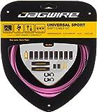 Jagwire Universal Sport Shift Cable Kit, Pink