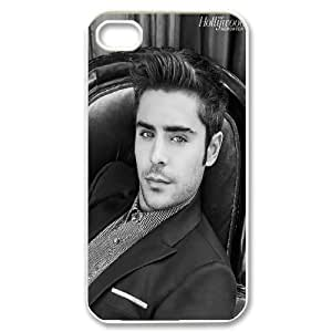IPhone 4/4s Cases Star Zac Efron, Zac Efron Cases Sexyass, {White}