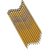 Write Dudes USA Gold Premium Cedar No. 2 Pre-Sharpened Pencils 12-Count (DDR56)