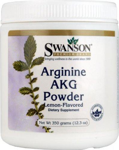 Swanson Arginine Powder Lemon Flavored
