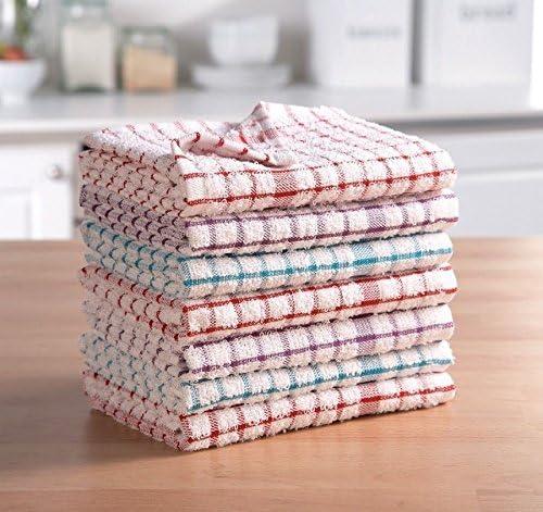 AritradersLTD - Paños de cocina de rizo, 100 % algodón, muy ...