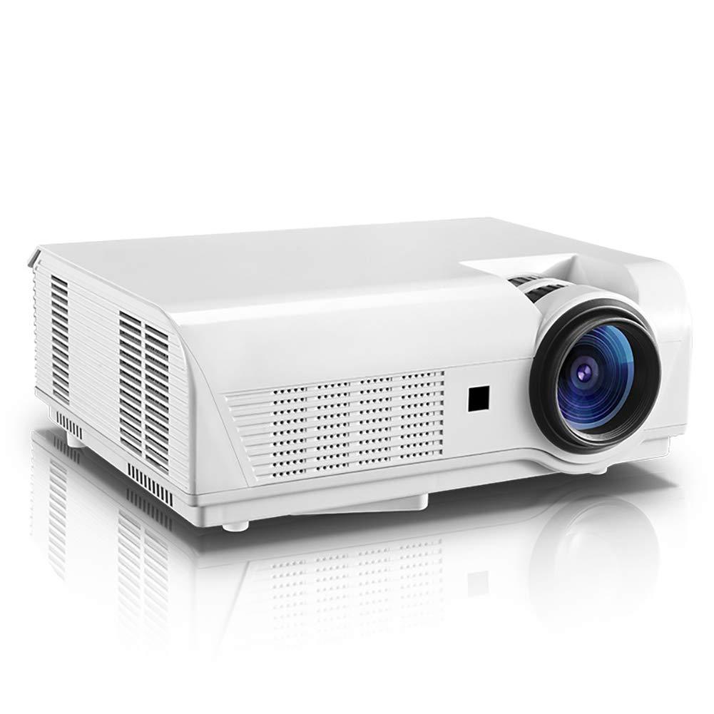 Dean Proyector, Oficina en casa HD 1080p proyector, proyector ...