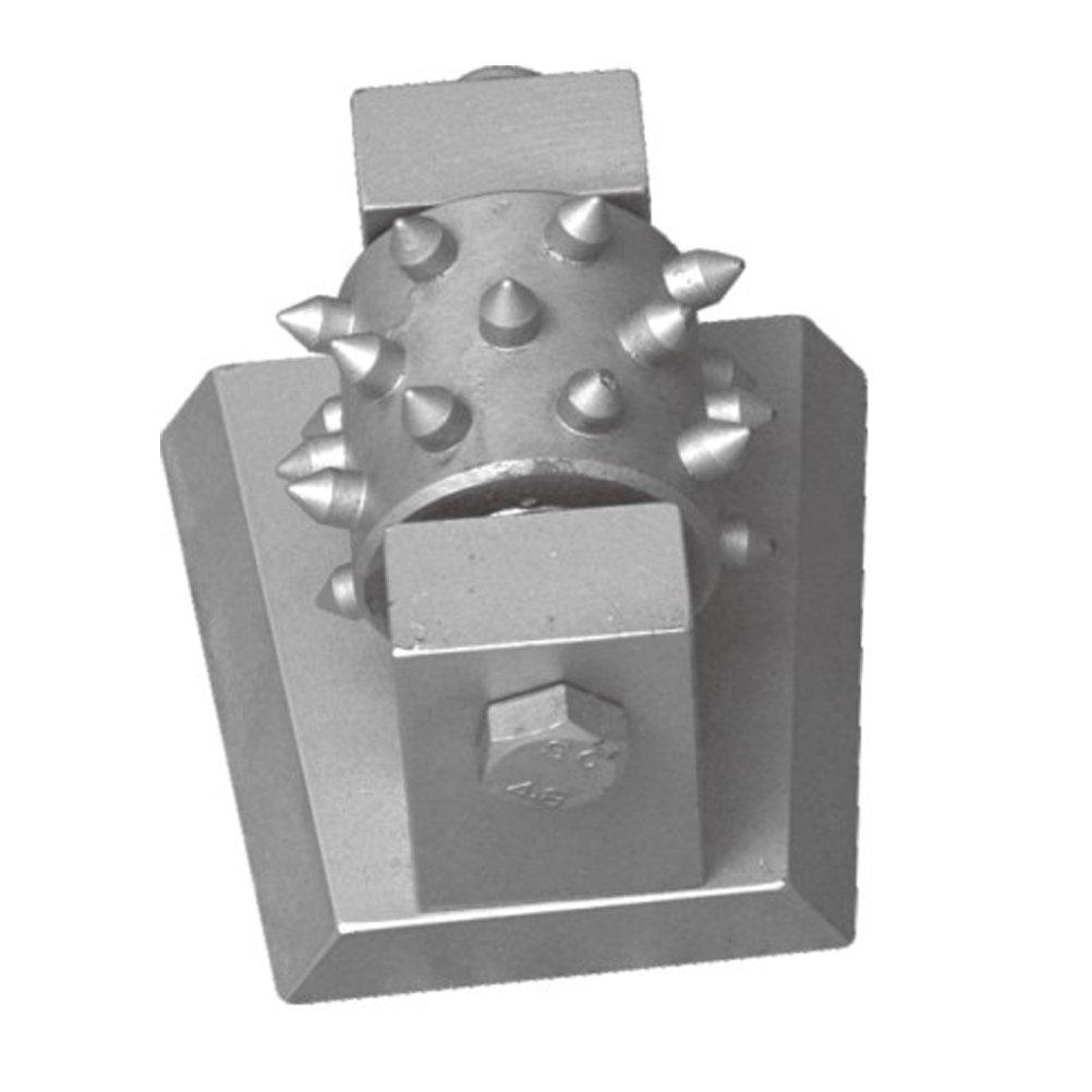 Easy Light Frankfurt Bush Hammer Wheel Plate Alloy Disk for Hammered Granite Marble Concrete