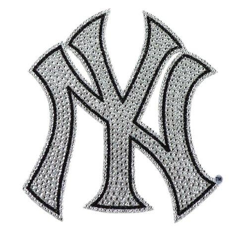 MLB New York Yankees Bling Emblem, One ()