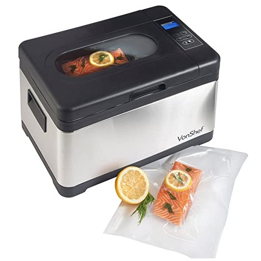 VonShef 13/104 Premium 8 Liter Sous Vide/Water Oven 13/104