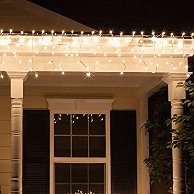 Strand Icicle Light Twinkle Light Fairy Strings