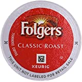 40-count K-cup Portion Packs for Keurig K-cup Brewers, Folgers Classic Roast