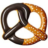 Greenco GRC2493 Giant Inflatable Pretzel Float