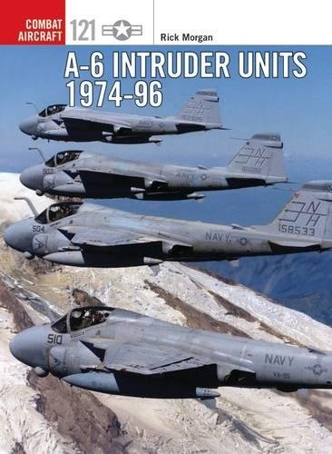 A-6 Intruder Units 1974-96 (Combat Aircraft)